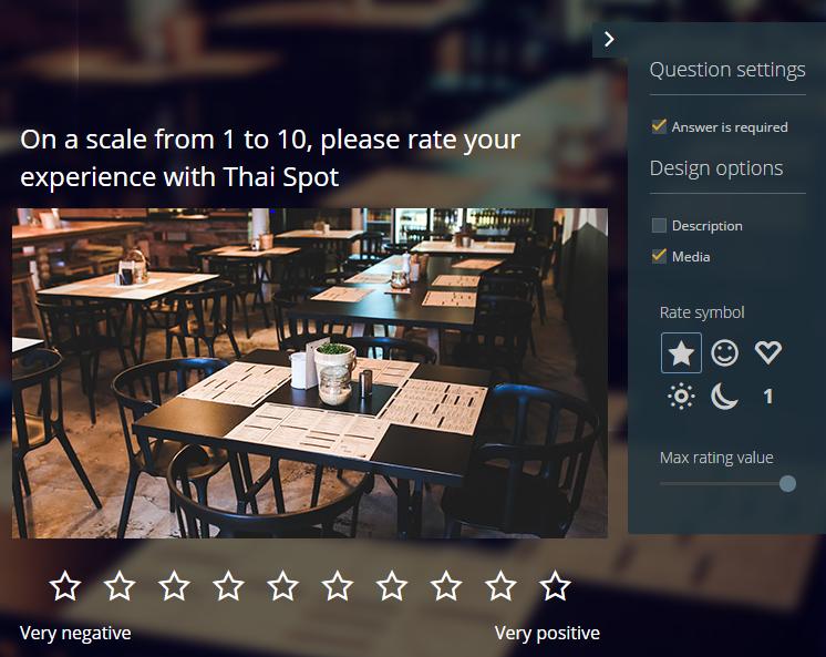 rating-question Online Survey