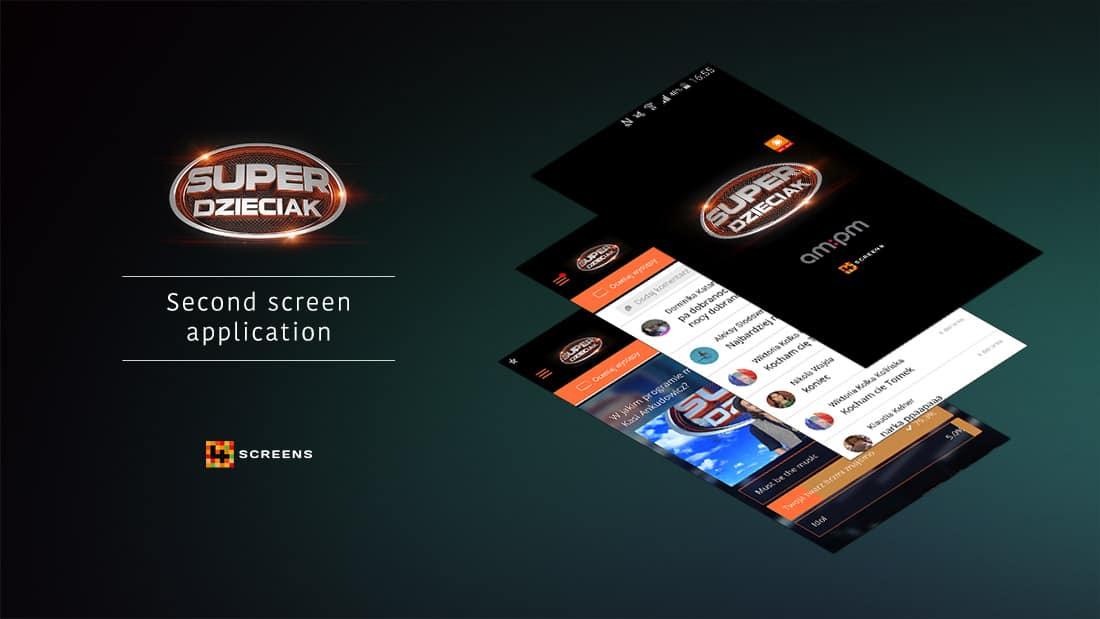 Second Screen App Superkids