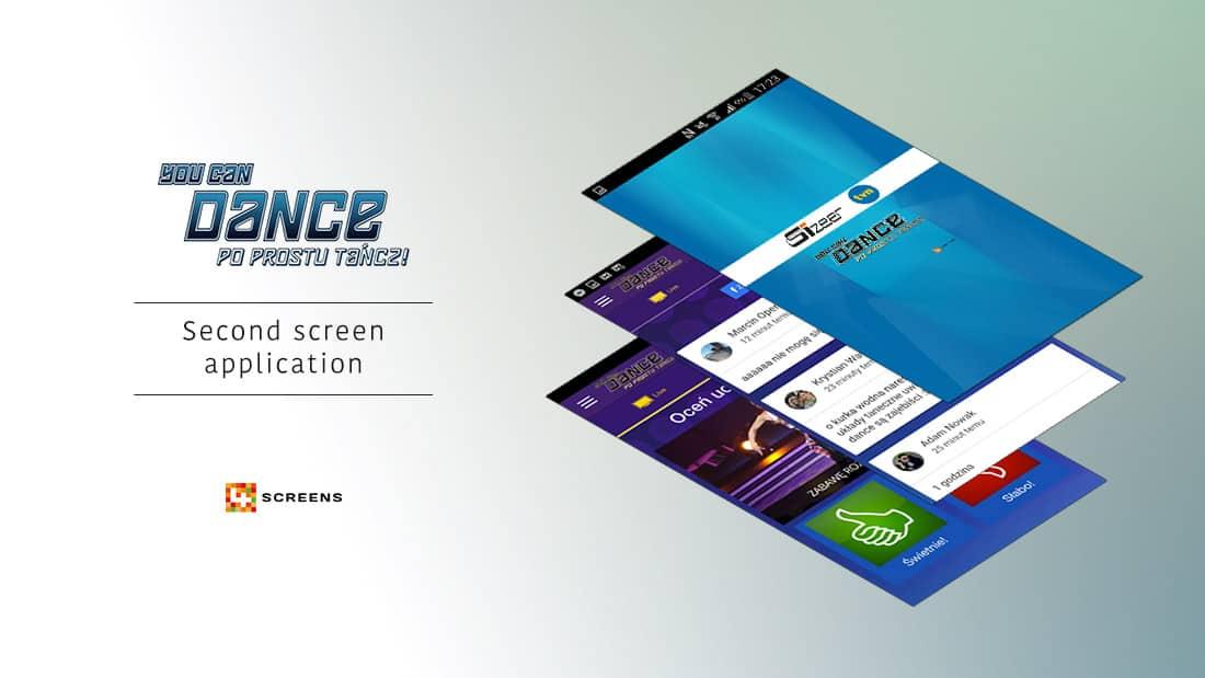 Second Screen App YCD
