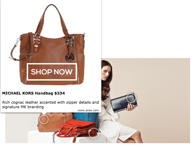 rich links shoppable
