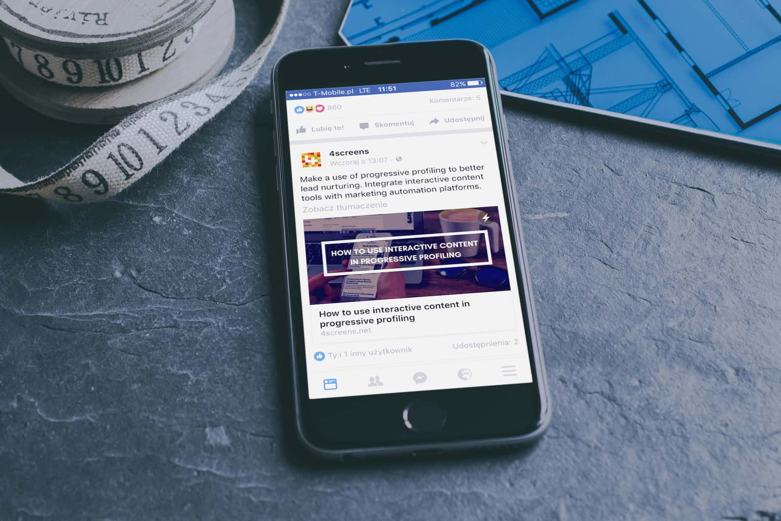 interactive content in instant articles